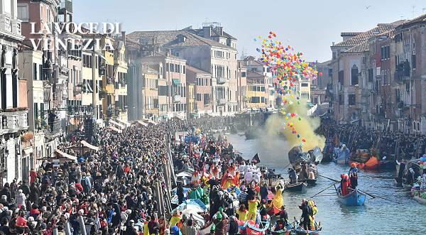 carnevale di venezia 2020 sabato e domenica