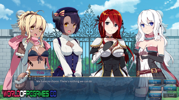 Sakura MMO 2 Free Download PC Game By Worldofpcgames.co
