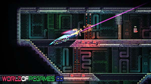 Katana Zero Free Download PC Game By Worldofpcgames.co