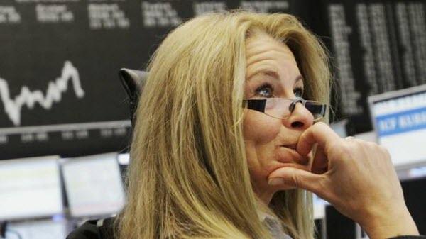 γυναίκα-χρηματιστήριο-ανεβαίνει-ή-πέφτει