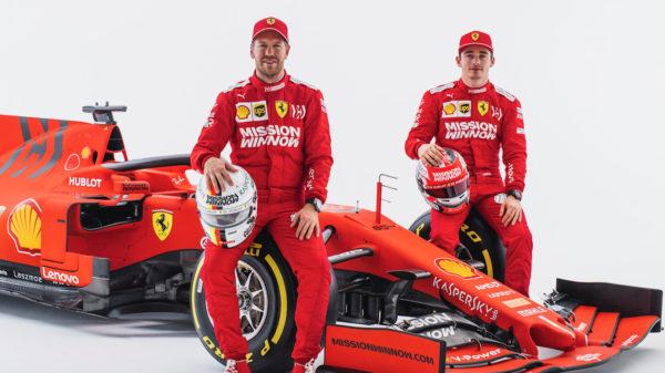 Ferrari Formula 1 2019