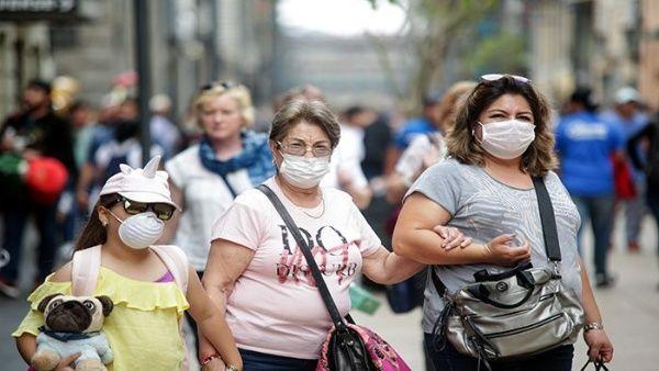 Los contagios siguen subiendo en México. Fuente externa.