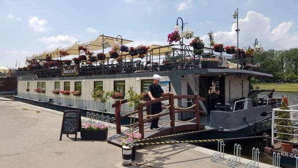 Barka Arkadia - Restauracja na rzece Wiśle w Krakowie