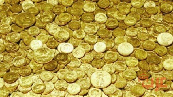 الجنيه الذهب كم جرام