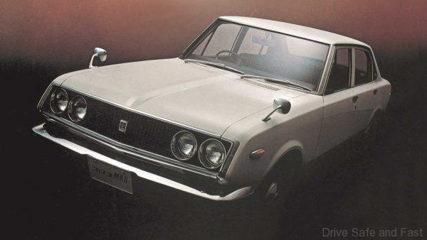Toyota Mark II 1977 model