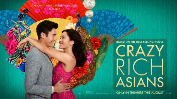 Crazy rich asians is a fun romp through modern singapore.