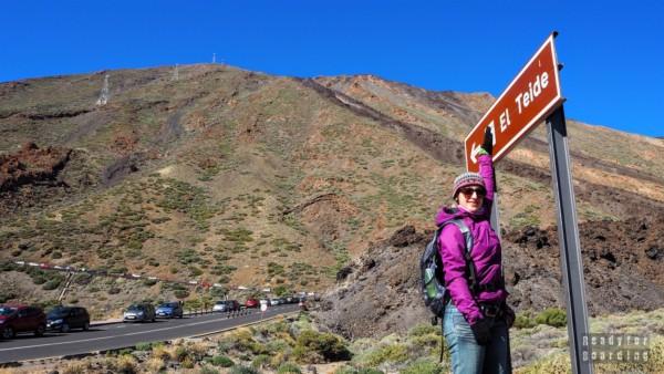 Kolejka na Teide, Teneryfa - Wyspy Kanaryjskie