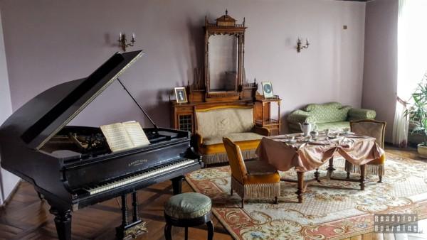 Salon Muzyczny, Zamek Książ