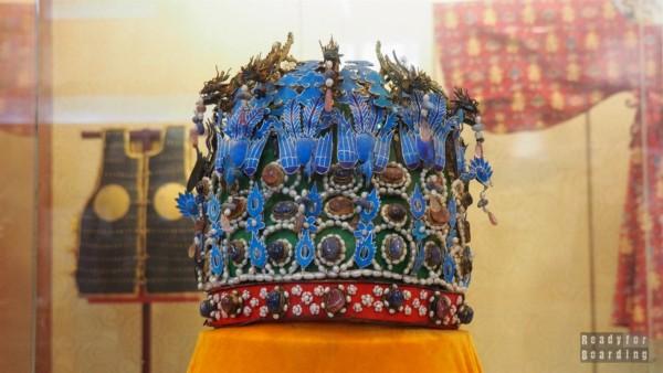 Grobowiec Ding Ling - muzeum