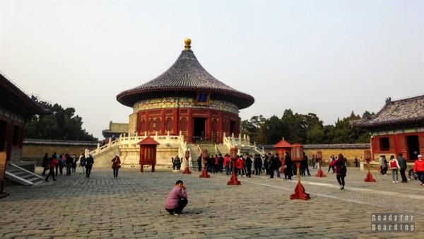 Cesarskie Sklepienie Nieba, Pekin