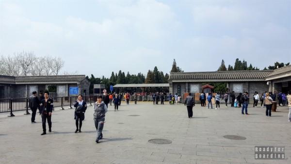 Wejście do Świątynii Nieba, Pekin