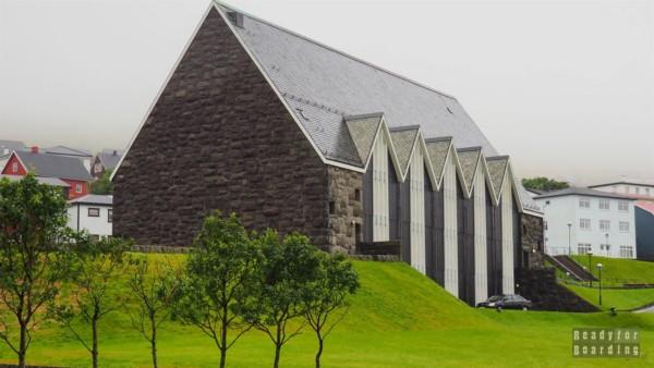 Christianskirkjan w Klaksvík, Borðoy - Wyspy Owcze
