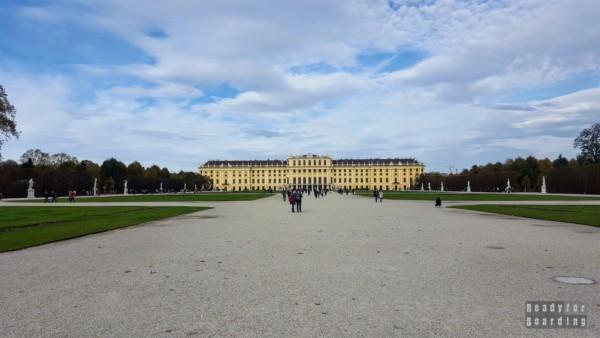 Pałac Schönbrunn - Wiedeń - Austria