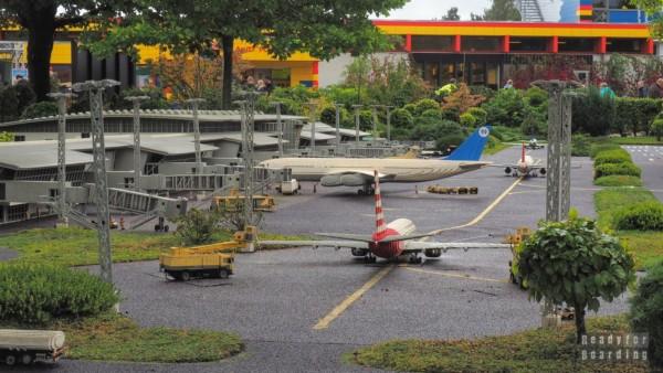 Lotnisko Billund w Legolandzie - Dania