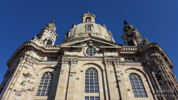 Frauenkirche, Drezno - Niemcy