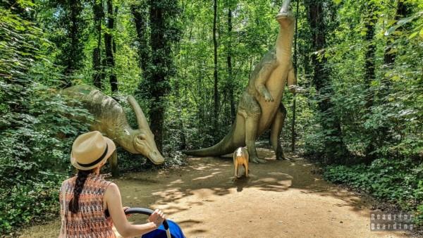 Park Dinozaurów Saurierpark w Budziszynie, Niemcy