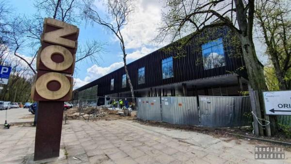 ZOO Łódź i Orientarium w budowie