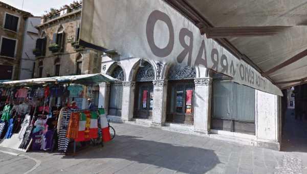 ex teatro cinema Italia di Venezia