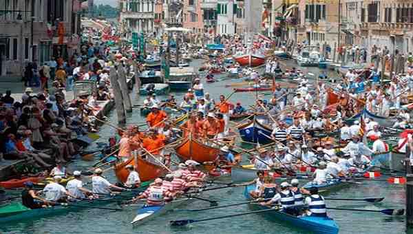 domenica vogalonga a venezia