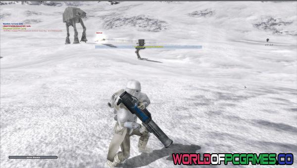 STAR WARS Battlefront II Free Download By Worldofpcgames.co