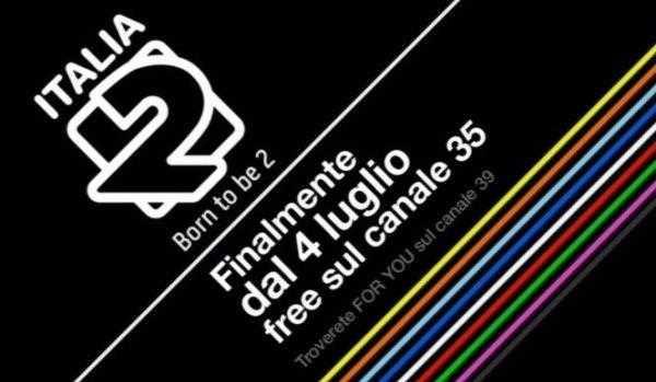 Attivato Italia 2 e cambiamenti sulle frequenze dei canali Mediaset   Digitale terrestre: Dtti.it