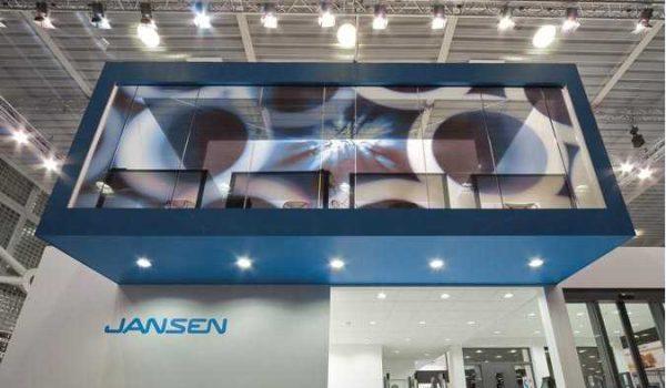 Glassfassade beklebt_Doppelstocksysteme