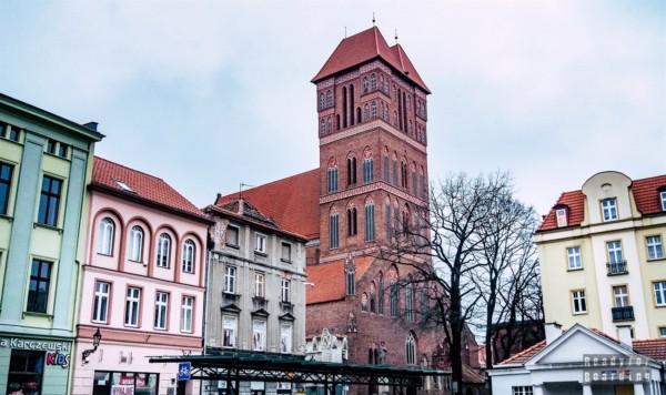 Kościół Rzymskokatolicki pw. św. Jakuba, Toruń, Polska
