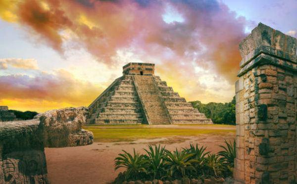 Fotos siete maravillas mundo Chichen Itzá mexico
