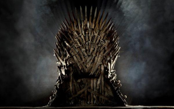 trono de hierro