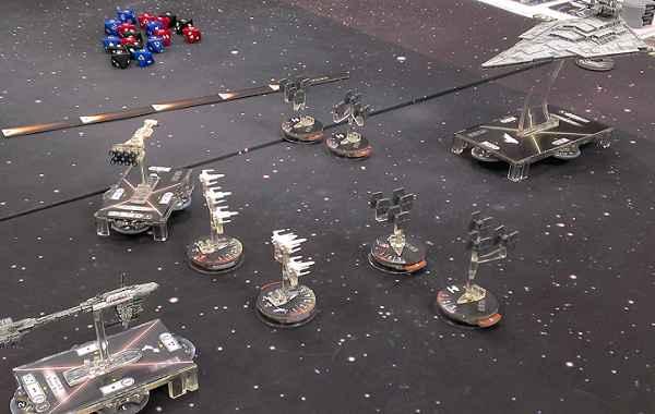 Star Wars - Armada, il Guerre Stellari