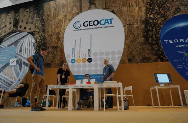 foss4g 2019 bucharest geocat