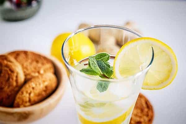 Lemonade & Cookies