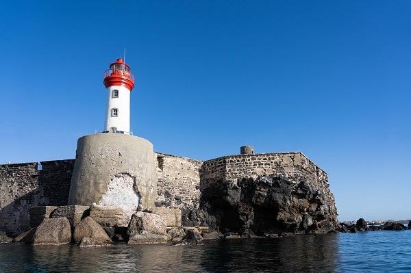 Fort de Brescou pour le Loto du Patrimoine