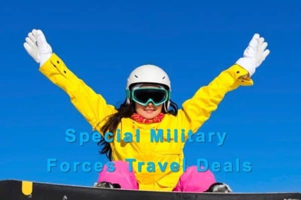 Special Military Forces Travel Deals Siegi Tours Vacation