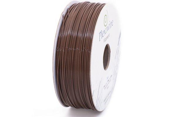 PLA пластик Plexiwire коричневый