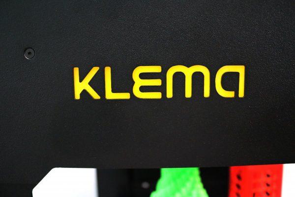 KLEMA-Logo-3D-printer