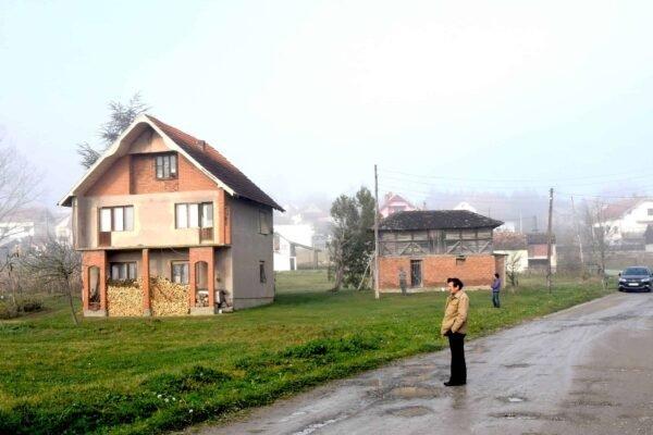 дом в Корените