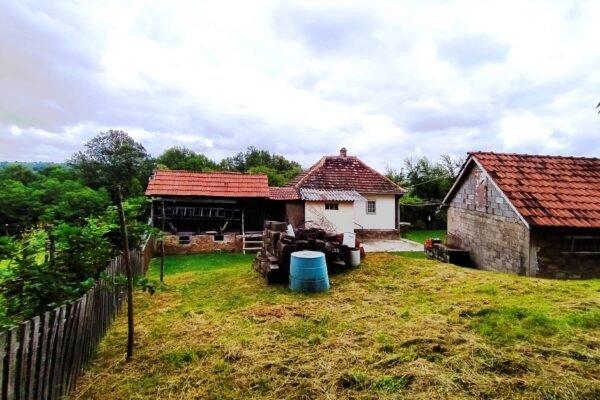 сельская усадьба в Вочняке