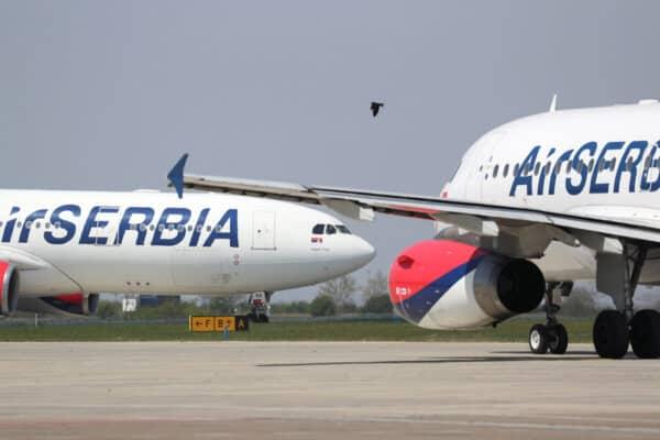 авиасообщение между Москвой и Белградом