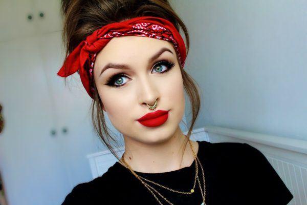 maquillaje-pin-up-cejas