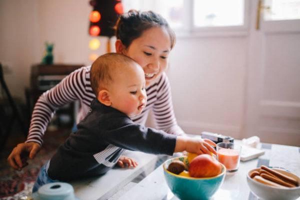 Alimentacion para bebes de 6 meses menu