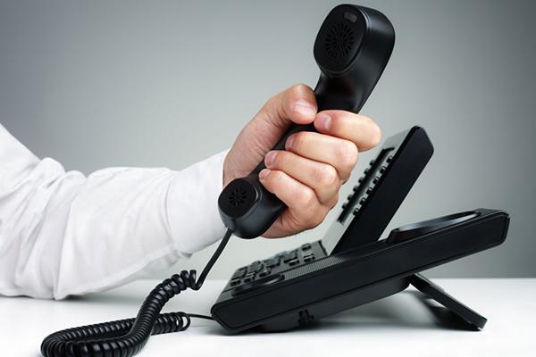 مزاحمت تلفنی