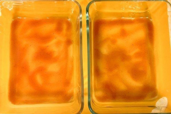 enchilada casserole process 1