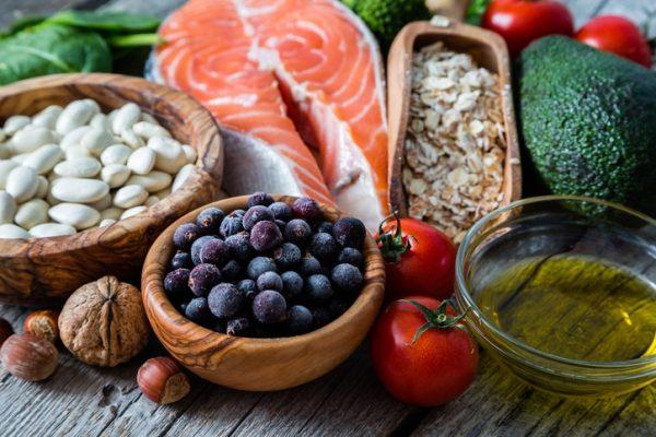 Dieta saludable abdomen