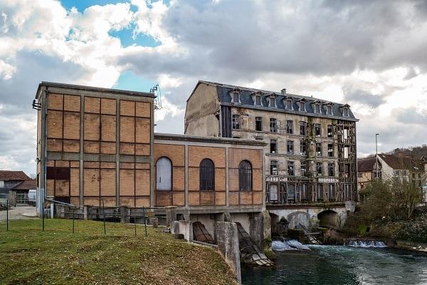Moulin Bar sur Seine dans l'Aube