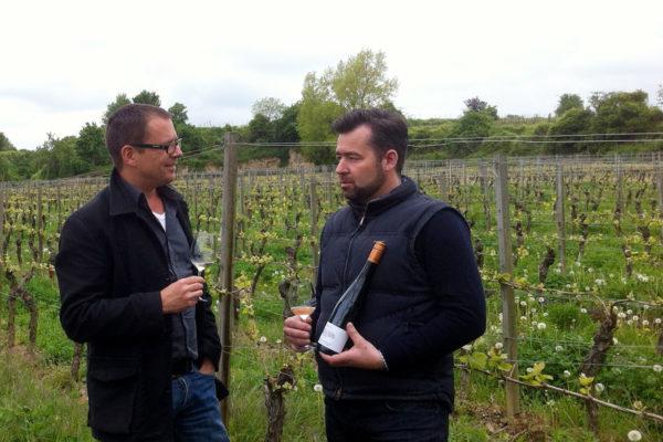 Guido Zech und Gunther Hiestand