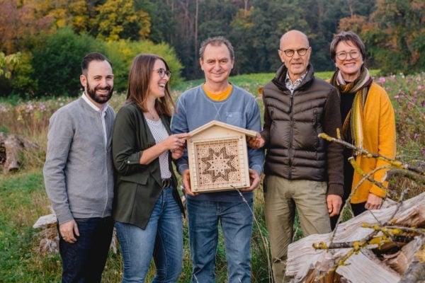 Schreiner Jürgen Schwandt und Team