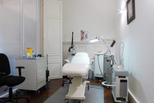 Behandlungszimmer - Acuraklinik Weert - Plastische Chirurgie
