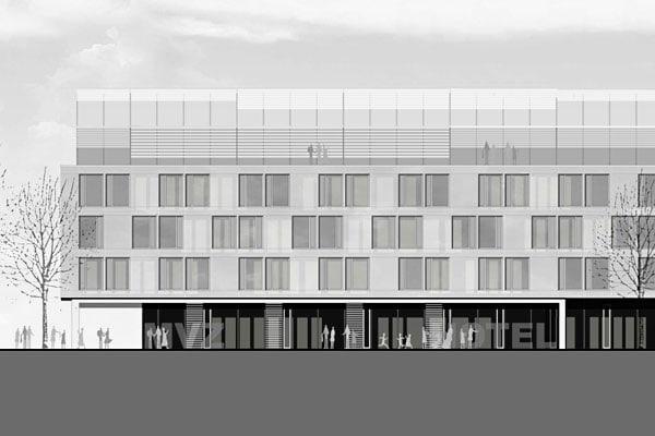Hotel Bilk, Düsseldorf