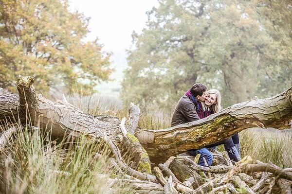 Tatton Park Engagement Photography